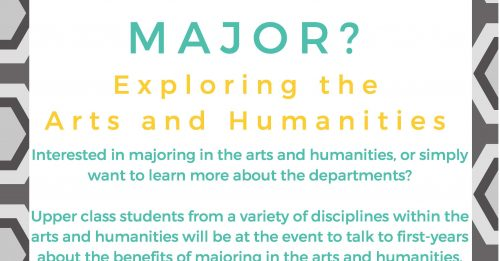 Whats so great about humanities?