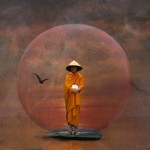 """Waiting Monk"" by Hartwig HKD"